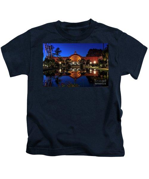 Botanical Gardens At Balboa Kids T-Shirt