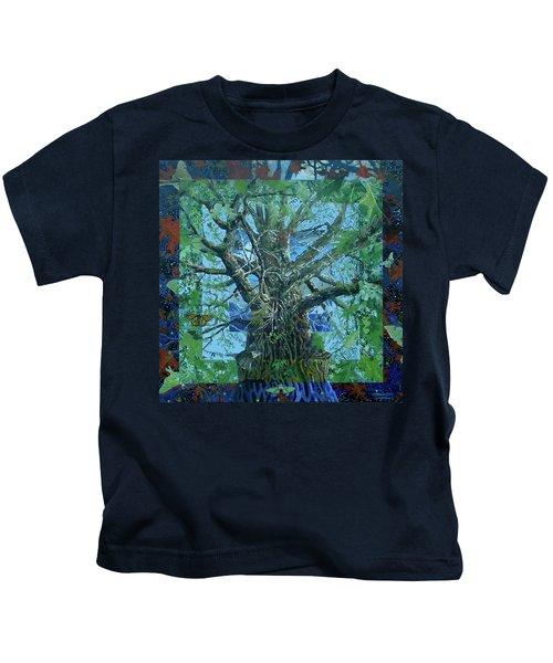 Boundary Series Xvi Kids T-Shirt