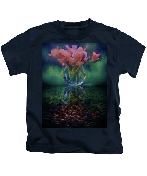 Bouquet Reflected Kids T-Shirt