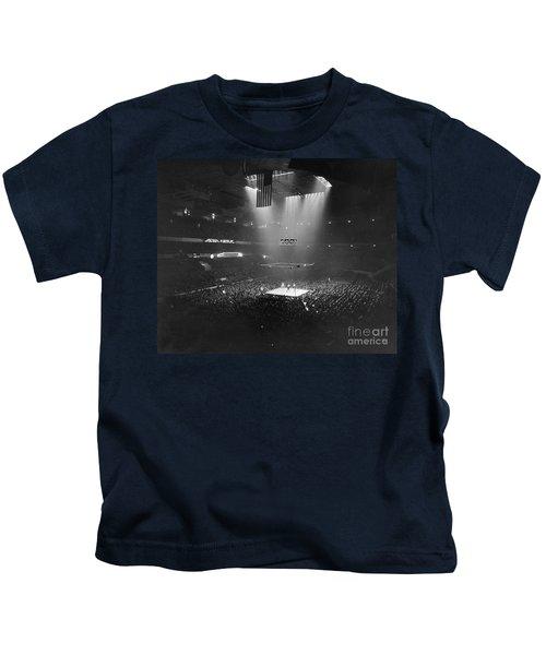 Boxing Match, 1941 Kids T-Shirt