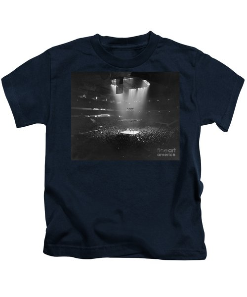 Boxing Match, 1941 Kids T-Shirt