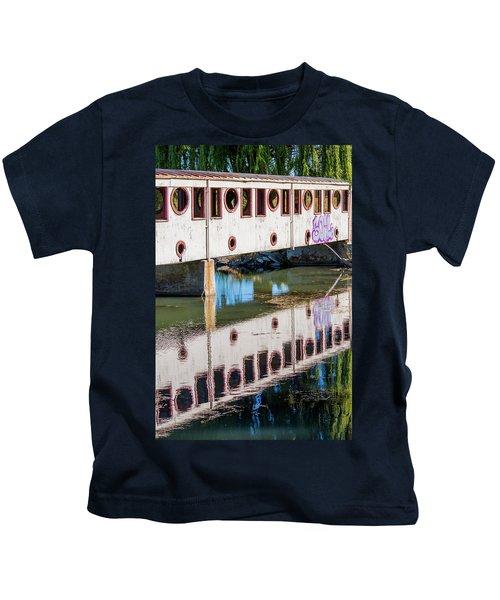 Bridge Reflection Kids T-Shirt