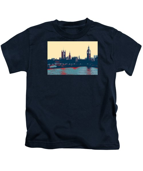 British Parliament Kids T-Shirt