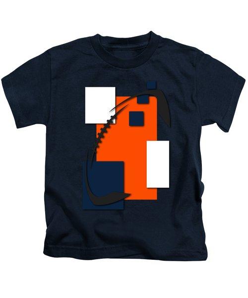 Broncos Abstract Shirt Kids T-Shirt