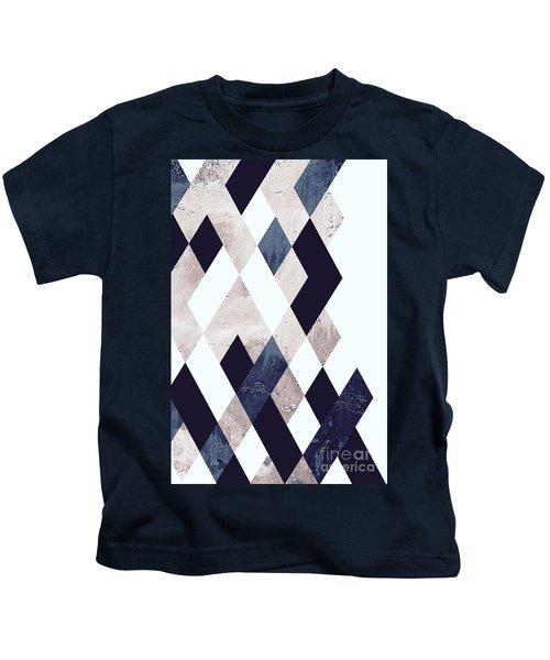 Burlesque Texture Kids T-Shirt