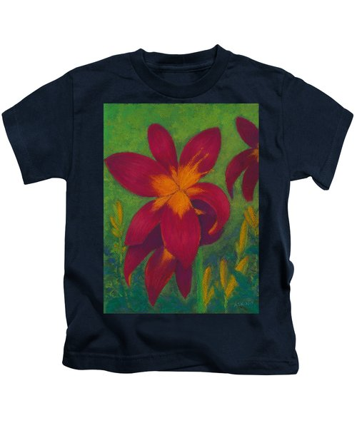 Burst Of Joy Kids T-Shirt