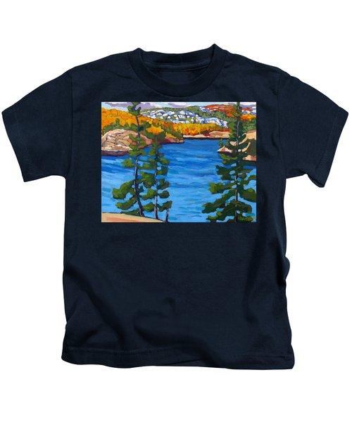 Campsite 77 Kids T-Shirt