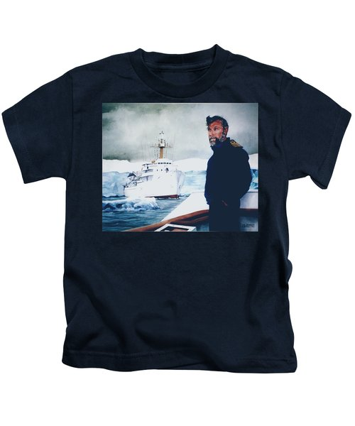 Capt Derek Law Kids T-Shirt