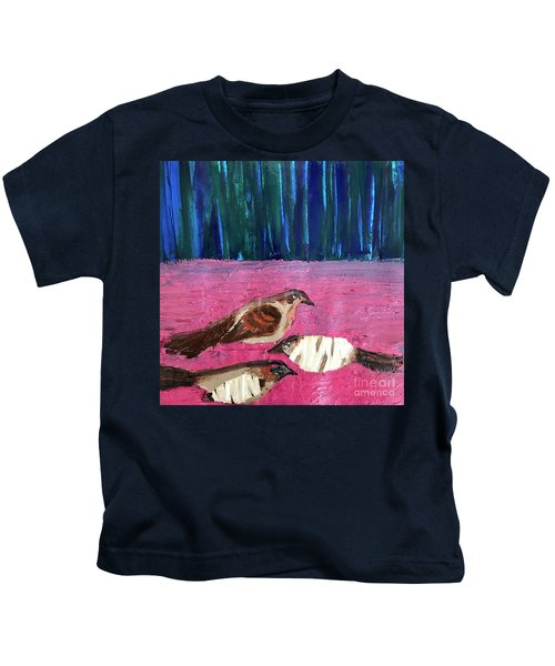 These Broken Wings Kids T-Shirt