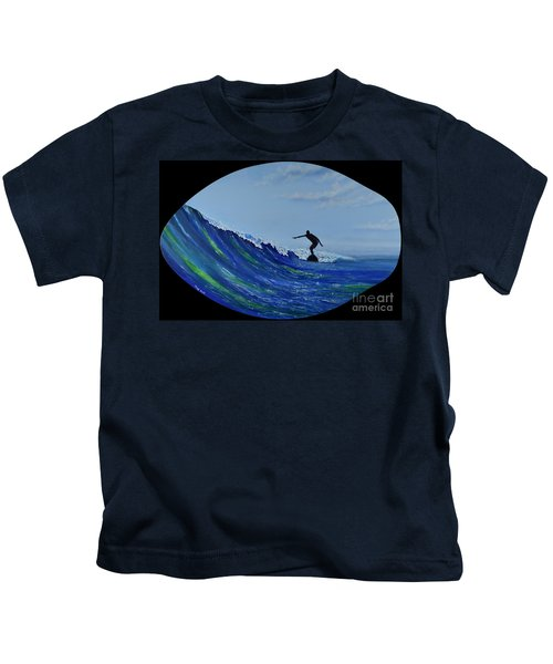 Catch A Wave Kids T-Shirt
