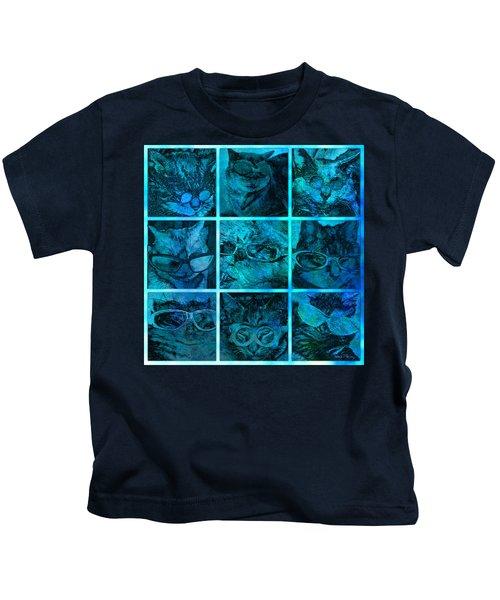 Cattitudes Kids T-Shirt
