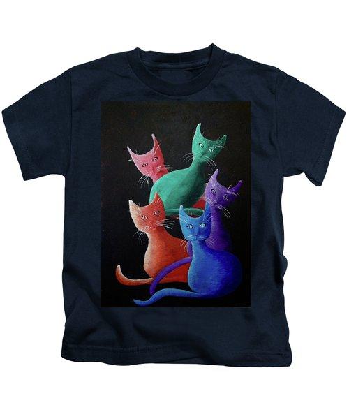 Catz Catz Catz Kids T-Shirt