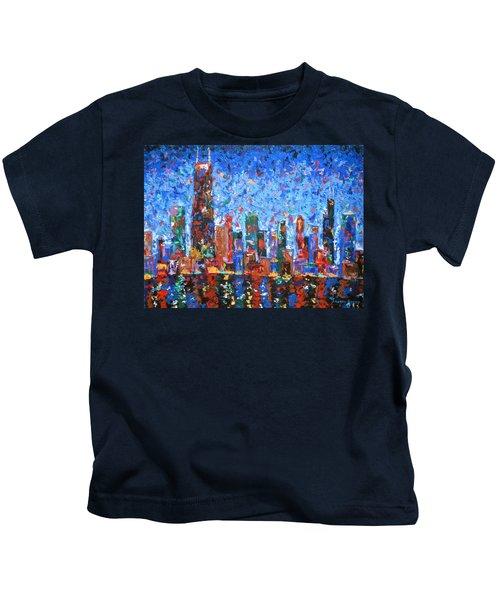 Celebration City Kids T-Shirt