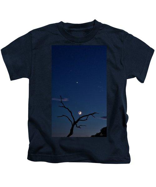 Celestial Alignment Kids T-Shirt