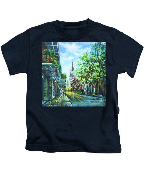 Chartres Afternoon Kids T-Shirt