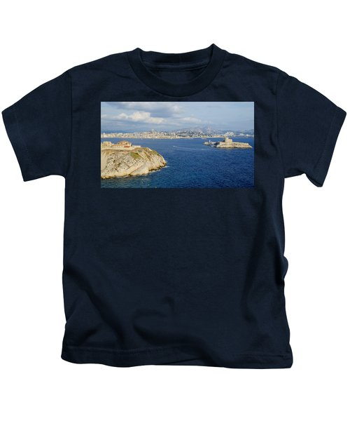 Chateau D'if-island Kids T-Shirt