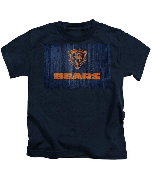 Chicago Bears Barn Door Kids T-Shirt