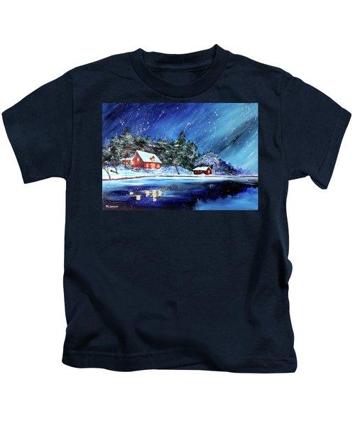Christmas Eve Kids T-Shirt