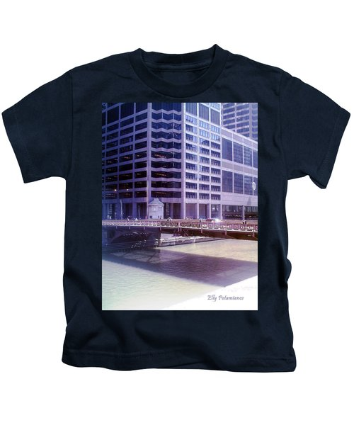 City Bridge Kids T-Shirt