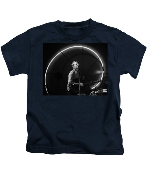 Coldplay11 Kids T-Shirt by Rafa Rivas