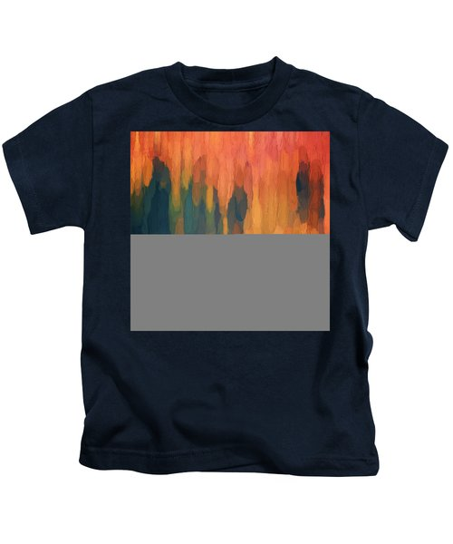 Color Abstraction L Sq Kids T-Shirt