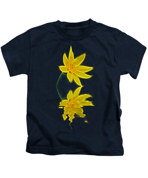 Colorado Wildflower Kids T-Shirt