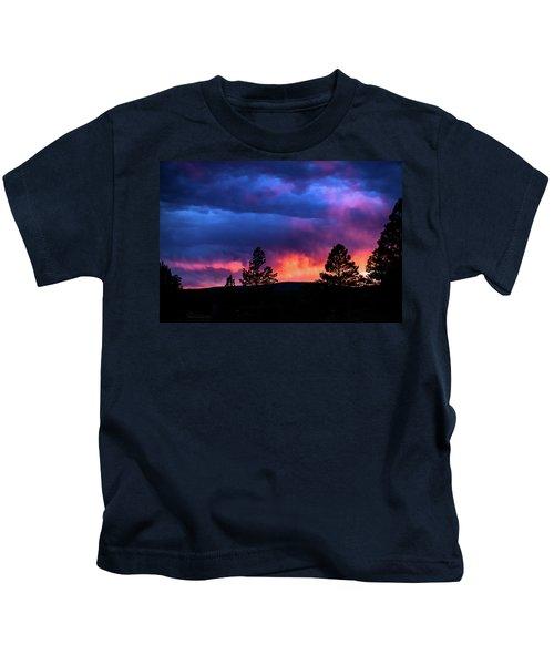 Colors Of The Spirit Kids T-Shirt