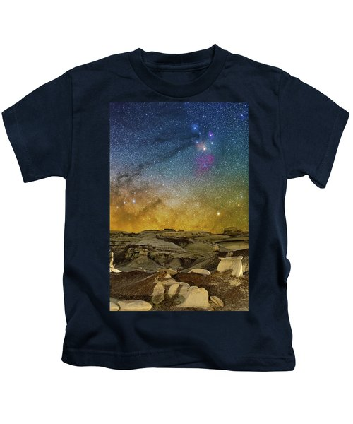 Colors On The Rise Kids T-Shirt