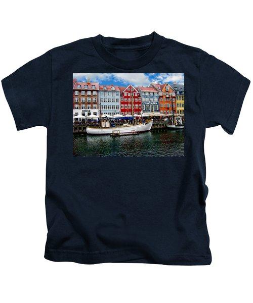 Copenhagen - Denmark Kids T-Shirt