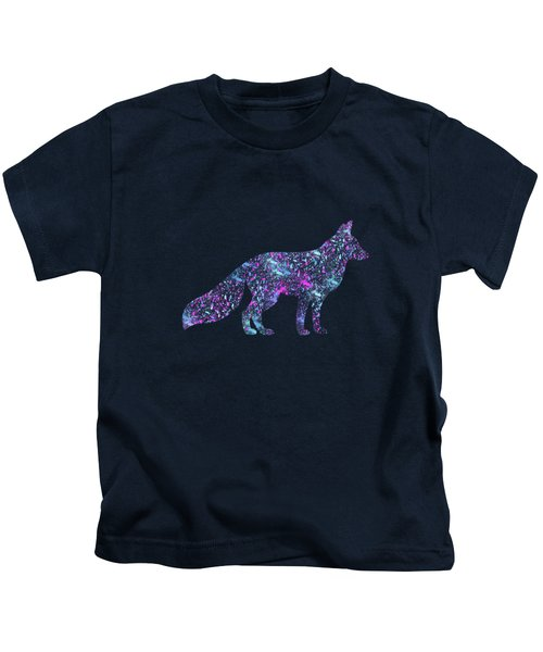 Cosmic Fox Kids T-Shirt