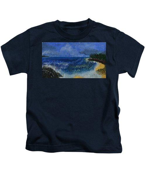 Costa Rica Beach Kids T-Shirt