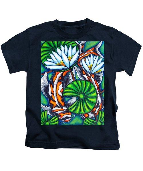 Coy Carp Kids T-Shirt
