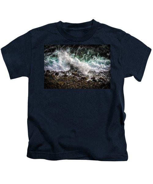 Crashing Surf Kids T-Shirt