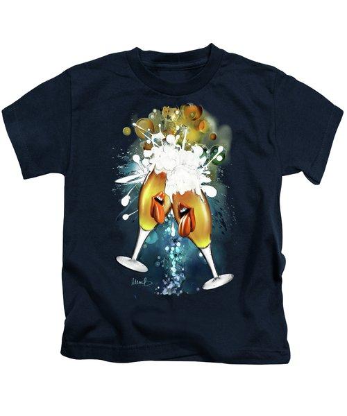 Crazy Beers Kids T-Shirt