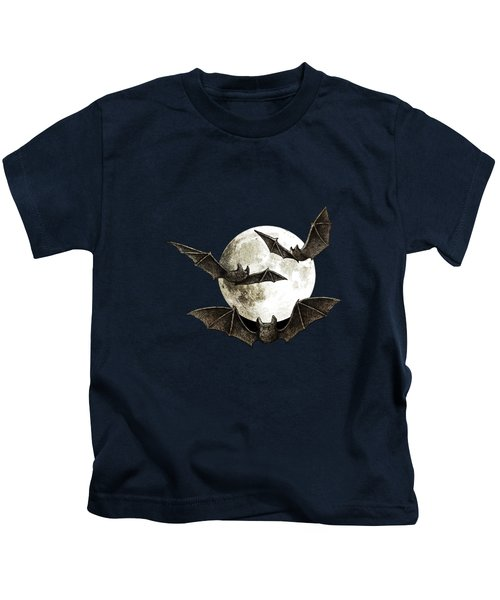 Creatures Of The Night Kids T-Shirt