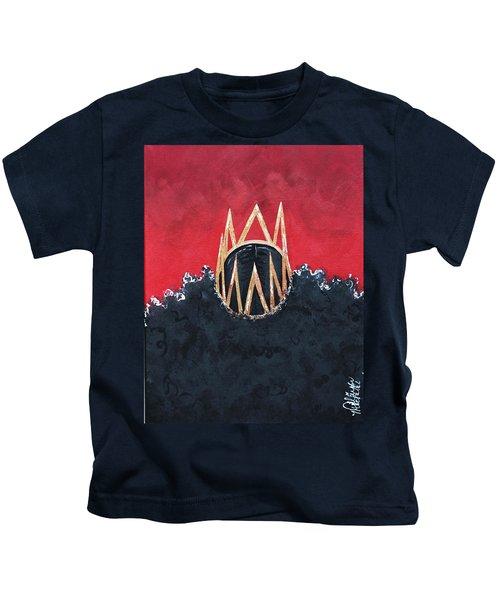 Crowned Royal Kids T-Shirt