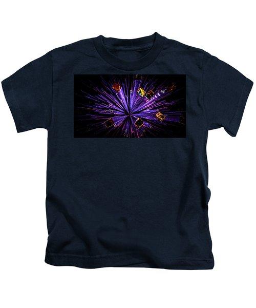 Crystal Reports Kids T-Shirt