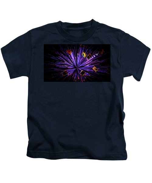 Crystal Reports Kids T-Shirt