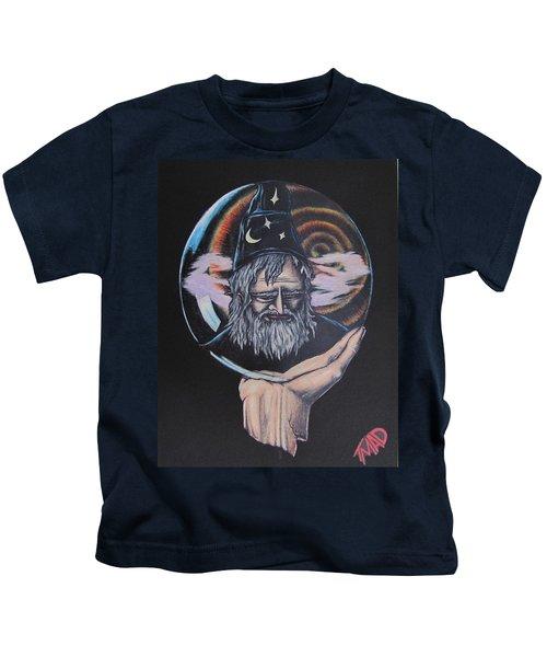 Crystal Wizard Kids T-Shirt