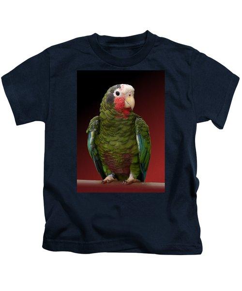 Cuban Amazon Parrot Kids T-Shirt