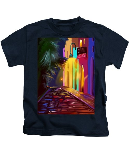 Cubano Street Kids T-Shirt