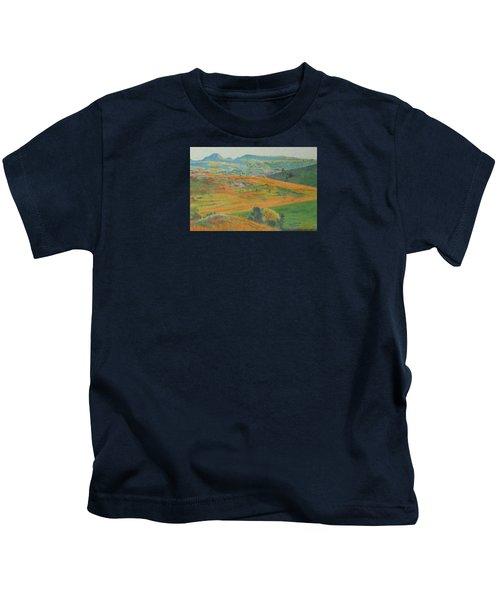 Dakota Prairie Dream Kids T-Shirt