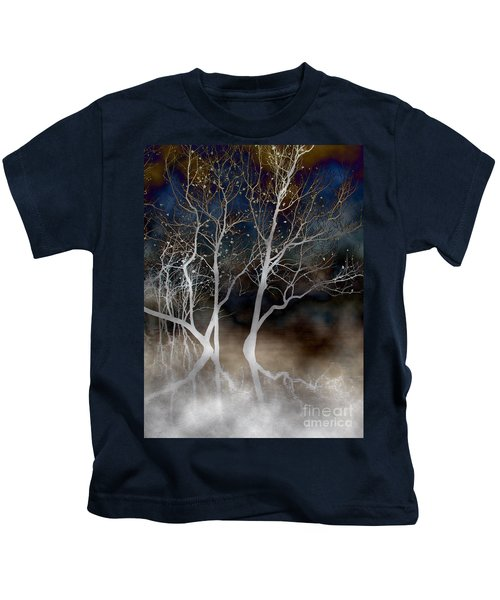 Dancing Tree Altered Kids T-Shirt
