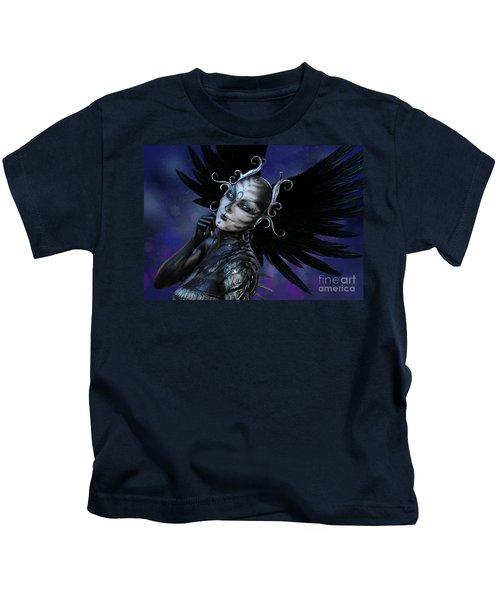 Dark Gaze Kids T-Shirt