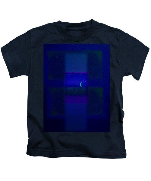 Deep Blue Sea Kids T-Shirt