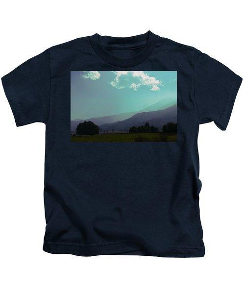 Deep Layers Kids T-Shirt