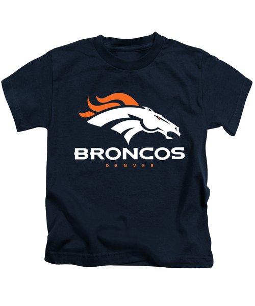 Denver Broncos Nfl Kids T-Shirt