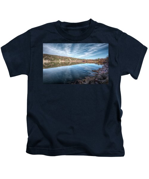 Devils Lake Kids T-Shirt