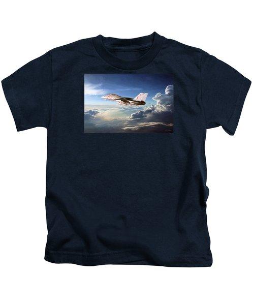 Diamonds In The Sky Kids T-Shirt