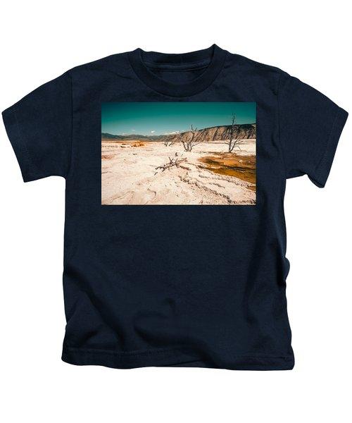 Do Not Touch Kids T-Shirt